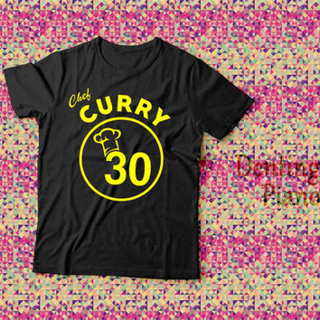 Chef Curry Golden State Warriors Tshirt, Funy T shirt,Unisex T shirt