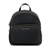Blu Byblos Black Backpack