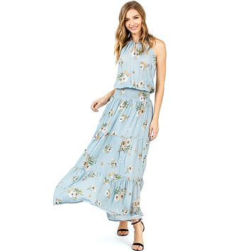 Dream Fields Maxi Dress