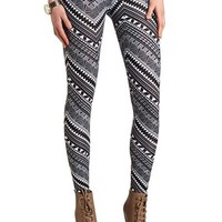 TRIBAL PRINT LEGGING