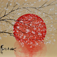 Japan Art Print by Stefan Marcu | Society6