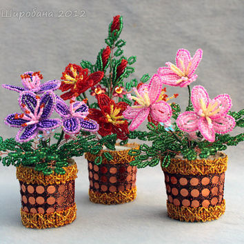 tree,  wood  bonsai, flower, beadstree beads  garden