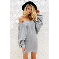 Isabella Slouch Dress