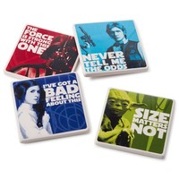 Star Wars™ Characters Coaster Set of 4