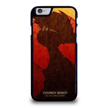 COWBOY BEBOP SILHOUETTE iPhone 6 / 6S Case