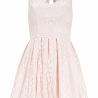 Chi Chi Lace Skater Dress