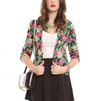 In Bloom Blazer | GYPSY WARRIOR