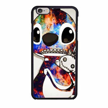 stitch disney galaxy iphone 6 6s 4 4s 5 5s 6 plus cases