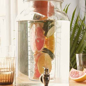 Fruit Infusing Drink Dispenser