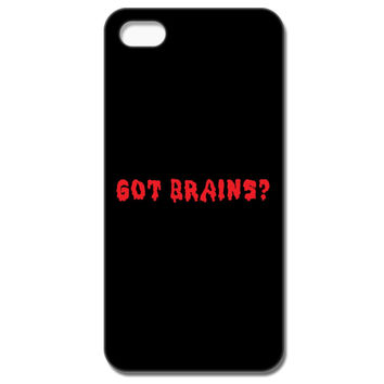 Got Brains IPhone 55S Case
