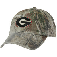 '47 Brand Georgia Bulldogs Clean Up Adjustable Hat - Realtree Camo