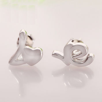 Silver Courting Gift Romantic Style Stylish Jewelry [11141500628]
