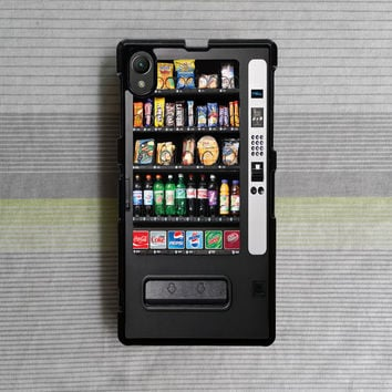 Sony Xperia Z case , Sony Xperia Z1 case , Sony Xperia Z2 case , Vending Machine