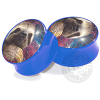 Space Sloth Plugs - Image plugs