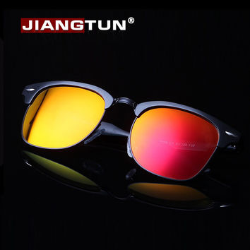 Classic Aluminum Magnesium Designer Sunglasses Polarized Sun Glasses Women Men Sun glass Unisex Polaroid