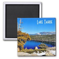 Gorgeous Emerald Bay, Lake Tahoe Magnet