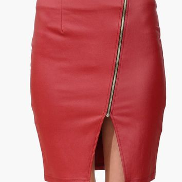 On Repeat Pencil Skirt