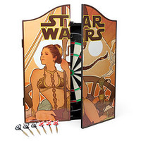 Star Wars Dart Board