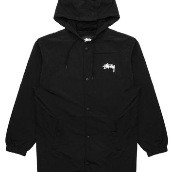 Stussy - SS Link Long Stadium Jacket (Black)