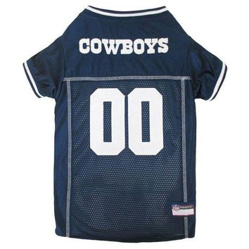 ESBONI Dallas Cowboys Premium Pet Jersey