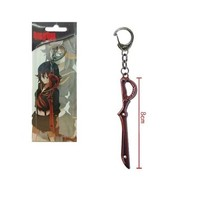 KILL la KILL Matoi Ryuko Necklace Keychain Keyring Gift Japanese Anime cute A