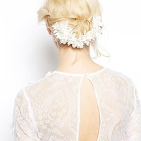 ASOS Wedding Hair Corsage