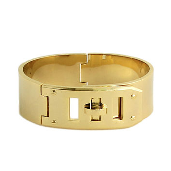 Harrow Lock Bangle