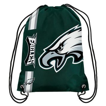 Philadelphia Eagles NFL Drawstring BackPack - SackPack ~ NEW!