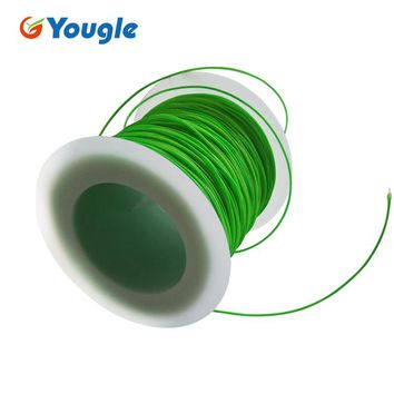 YOUGLE 100% Nylon 0.75mm paracord Fishing Line tent Bow Multi-purpose high strength Rope Cord Accessories 95LB 100M 328FT