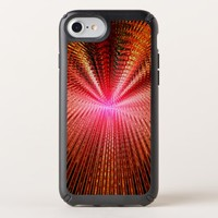 Red Infinity Feedback Speck iPhone Case