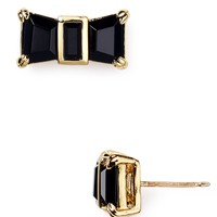 kate spade new york Jackpot Jewels Bow Studs