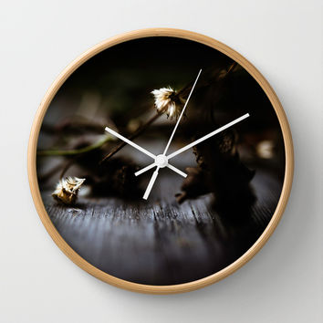 The fallen one Wall Clock by HappyMelvin