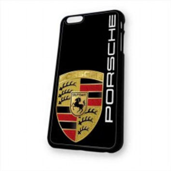 porsche for iphone 6 case
