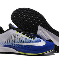 """Nike Air Zoom Elite 9"" Men Sport Casual Fashion Multicolor Running Shoes Sneakers"