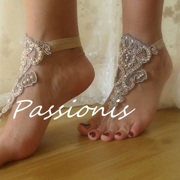 wedding shoes,beach wedding,bridal sandals