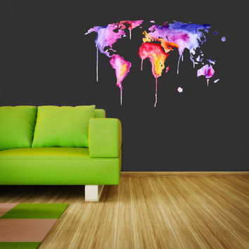 Full Color Wall Decal Vinyl Sticker From CreativeWallDecals On - Full color vinyl stickers