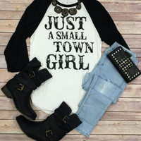 Small Town Girl Top