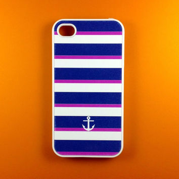 Iphone 4s Case - Anchor Iphone Case, Iphone 4 Case