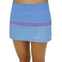 Nike Court Skirt Women lt photo blue | buy online at Tennis-Point.com