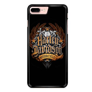 Harley Davidson Logo 2 iPhone 7 Plus Case