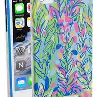 Women's Lilly Pulitzer 'The Hot Spot' iPhone 5 & 5s Case