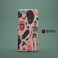 CLASSIC HORROR Design Custom Case by ditto! for iPhone 6 6 Plus iPhone 5 5s 5c iPhone 4 4s Samsung Galaxy s3 s4 & s5 and Note 2 3 4