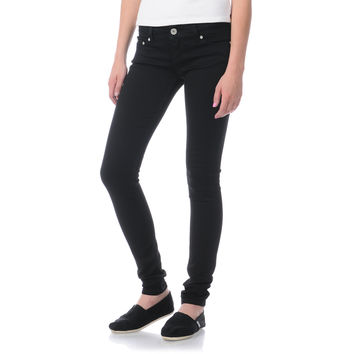 Almost Famous Willow Black Skinny Jeans at Zumiez : PDP