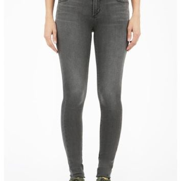 Articles of Society Sarah Cut Off Hem Jeans