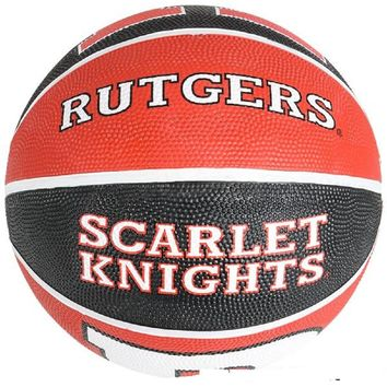 "9.5"" RUTGERS REG BASKETBALL"