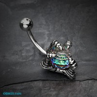 Dragon's Claw Paragon Belly Button Ring