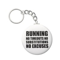 Runners Keychain from Zazzle.com