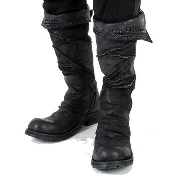 KMRii Crush Jet Boots 07