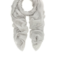 Paris Cashmere Scarf | Silver | Monsoon