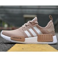 "Women ""Adidas"" NMD Boots  Casual Sports Shoes Khaki"
